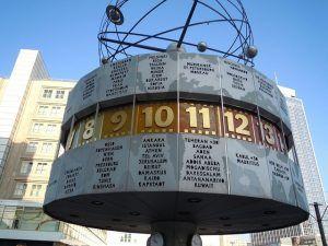 reloj mundial berlin